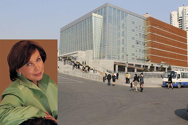 Лариса Дядькова возглавит оперную труппу Приморского театра оперы и балета.