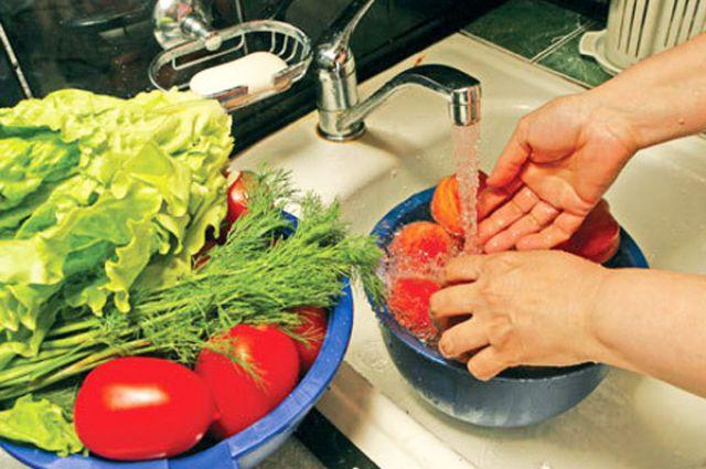 В Омской области подешевели овощи.