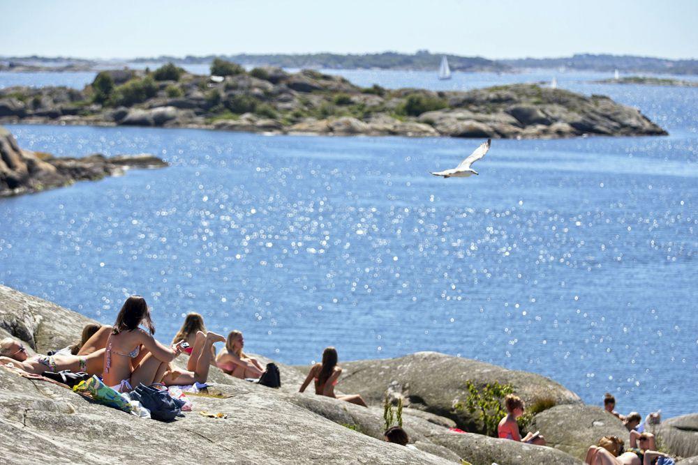 Гетеборг, Швеция.