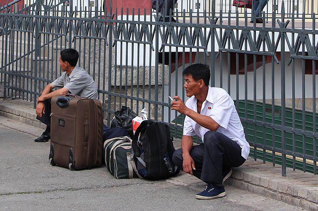 Соседи по АТР приезжают в Приморье на заработки.