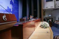 Алексей Миллер встретился с журналистами.