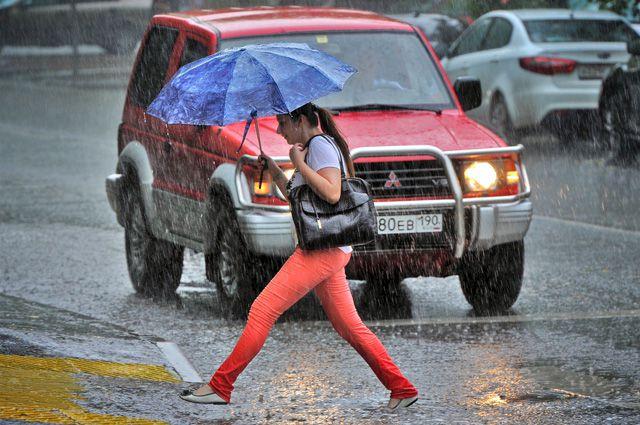 Дожди и прохлада не спешат покидать Средний Урал