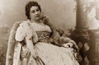 Мария Ермолова, 1885 год.
