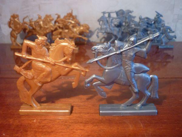 Куликовская битва. Поединок Пересвета с Челубеем