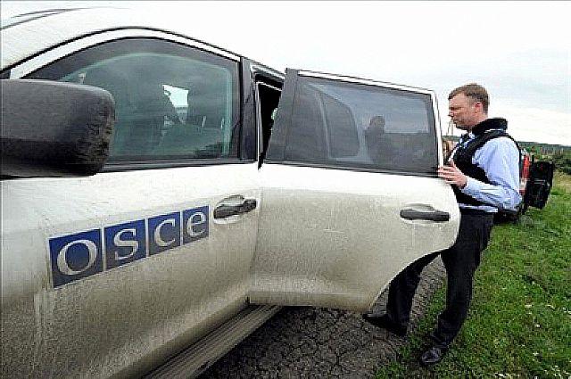 ВОБСЕ насчитали 168 взрывов вокруг Донецкого аэропорта
