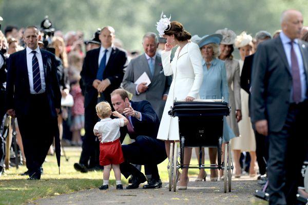 Шарлотта Елизавета Диана появилась на свет 2 мая в лондонской больнице Святой Марии. Ее первое имя является женской формой имени Чарльз, которое носит ее дедушка, второе имя было ей дано в честь прабабушки - королевы Елизаветы II, а третье - в память о покойной бабушке - принцессе Уэльской Диане.