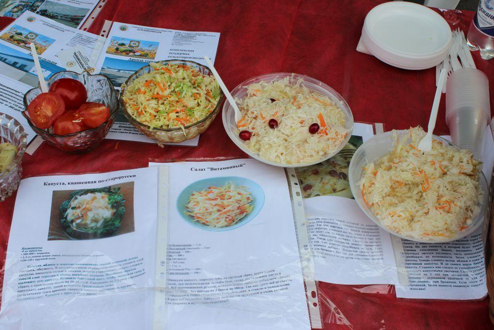 Рецепты, блюда - без конца