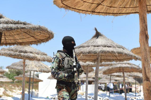МИД РФ советует россиянам в Тунисе проявлять максимальную осмотрительность