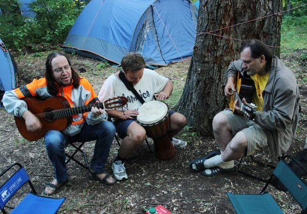 Барды из Димитровграда могут петь круглосуточно