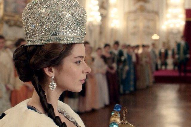 русская эротика во времена екатерины кино