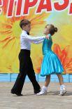Танцевальный дуэт «Лучики солнца».