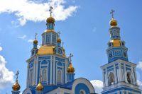 Новый собор был построен в стиле старых симбирских церквей