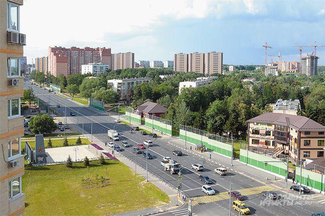 Новая магистраль связала Бутово с районами Новой Москвы и разгрузила МКАД.