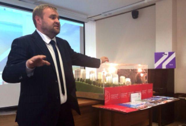 Вице-президент Группы компаний КСК Алексей Кащенко