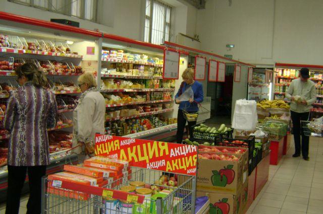 Цена на гречку и сыр в Новосибирской области стала ниже