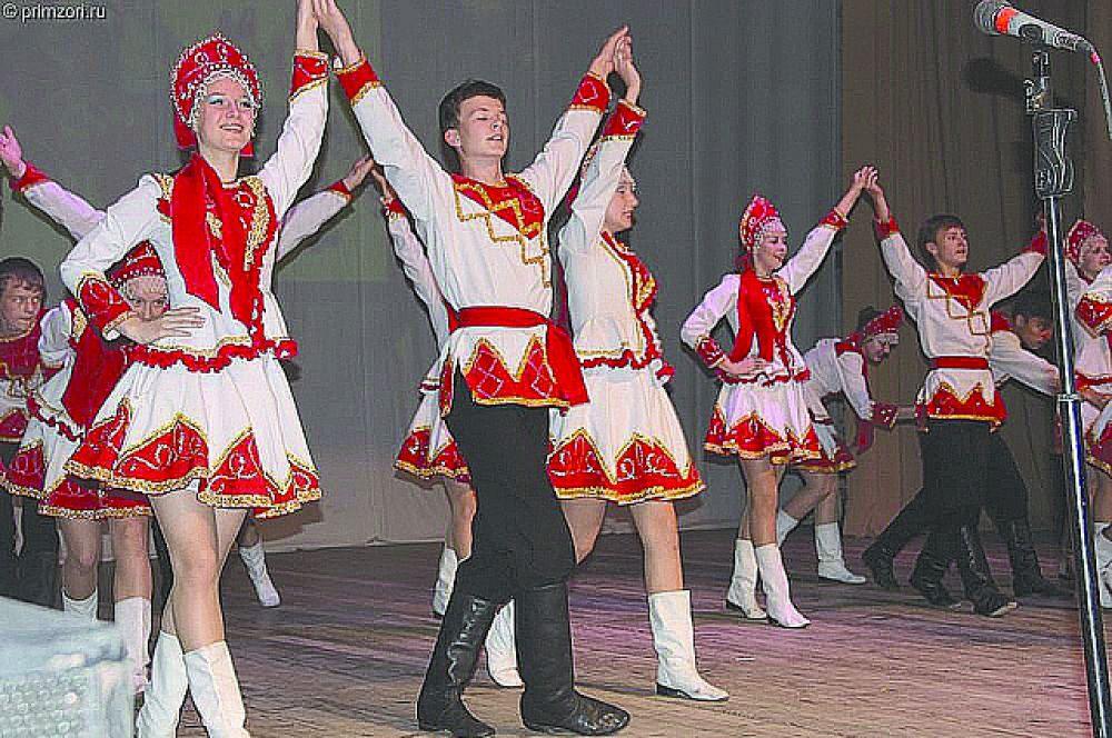 Без народных танцев и фестиваль не фестиваль.