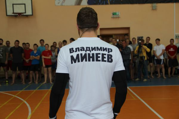 «Здравствуйте, ребята, меня зовут Владимир, и я научу вас побеждать»