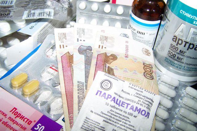 Льготникам положены бесплатные лекарства.