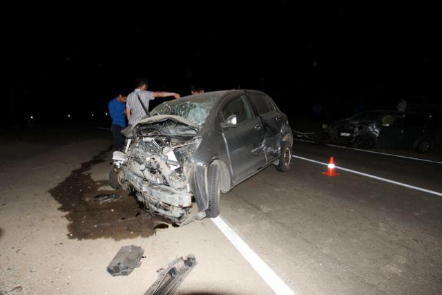 В результате аварии пострадали дети.