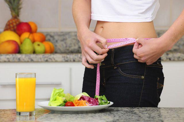 На сколько килограммов можно похудеть за месяц? Delfi.