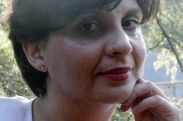 Катерина Скородинская.