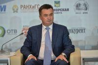 Губернатор Приморского края Владимир Миклушевский.