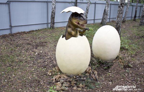Детёныш динозавра