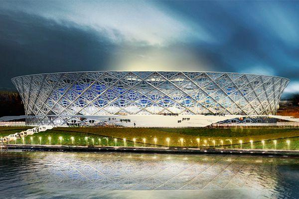 «Победа» — футбольный арена, которая должна быть построен на месте стадиона «Центральный» к 2017 году в Волгограде. Общая стоимость проекта, включая собственно строительные работы, сперва оценивалась местными властями в 10 миллиардов рублей. В октябре 2014 года предварительная стоимость возведения волгоградского стадиона к ЧМ-2018 стала оцениваться в 17 млрд рублей.