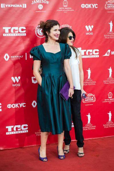 Ольга Шурова и Тоня Ноябрева