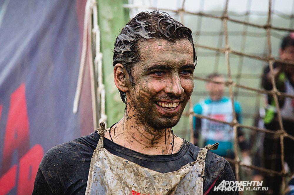 Очередное испытание пройдено! Радости больше, чем грязи.