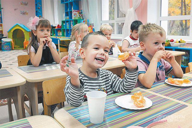 В новом детском саду будут работать 18 групп.