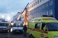 На месте трагедии завершилась спасательная операция.