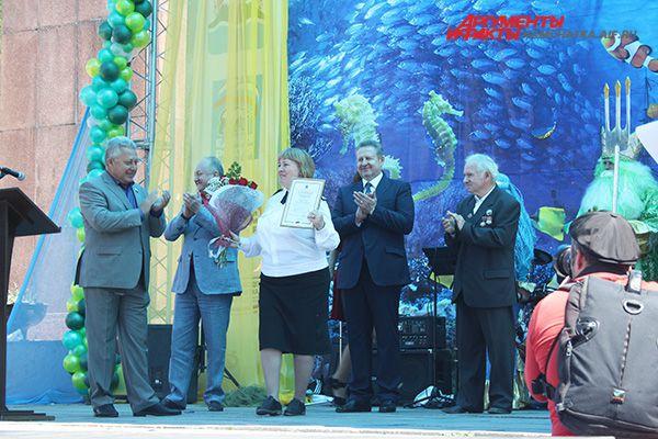 Лучшим работникам рыбной отрасли были вручены Почетные грамоты Правительства и Законодательного Собрания Камчатского края.