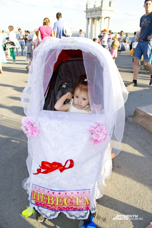 «Невеста», Валерия Дикарева, 1 год 4 месяца.