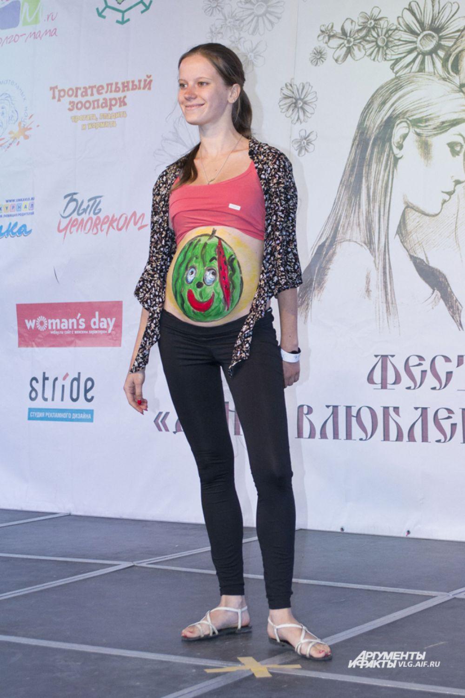 Анна Кирьянова.
