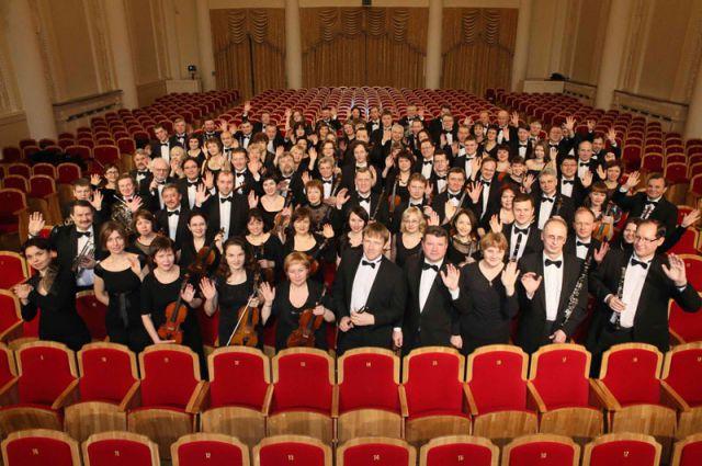 Уральский оркестр отправился в большие гастроли по России и зарубежью