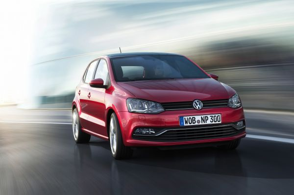 Volkswagen Polo в России оказался на пятом месте, а вот в Европе – на втором.