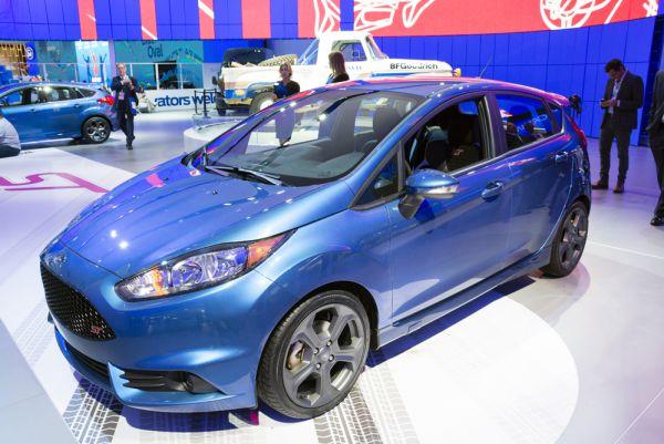 На четвертом месте – Ford Fiesta.