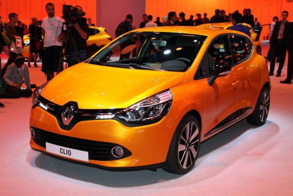 На третьем месте, следом за Volkswagen Polo, – Renault Clio.