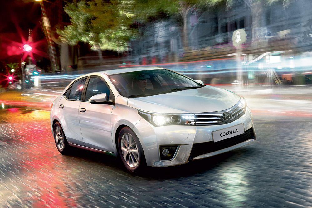 На пятом месте в США – Toyota Corolla.