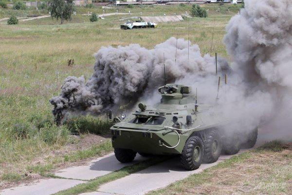 Боевая противодиверсионная машина «Тайфун-М».