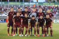 Юношеская сборная России по футболу на юношеском чемпионате Европы 2015 года.