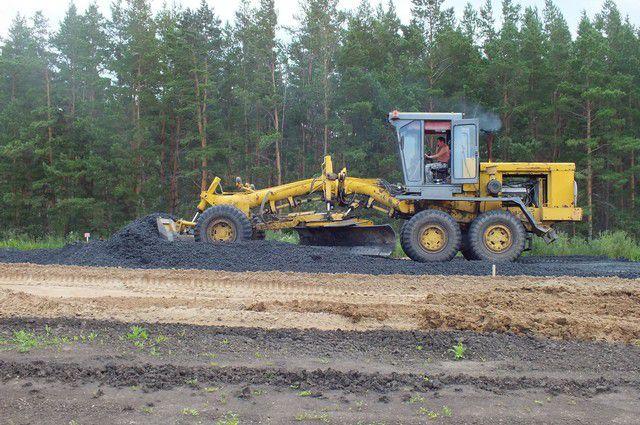 На строительство дорог в омской области выделено 5 млрд рублей.