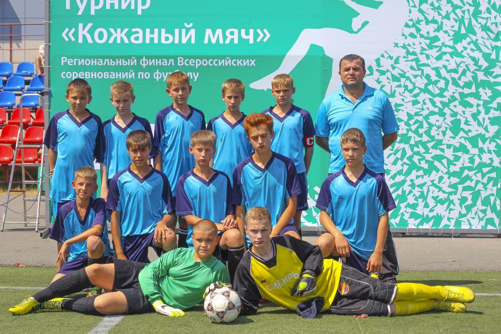 Команда Барнаула