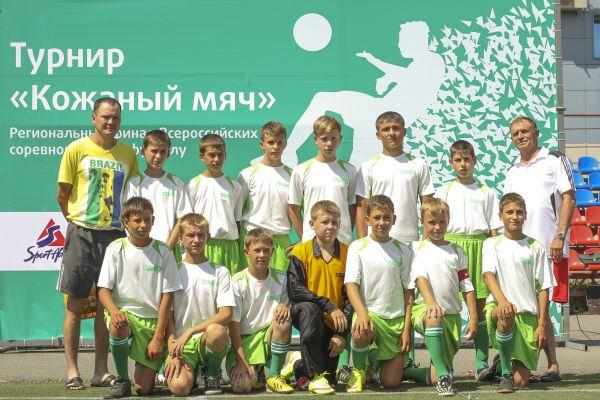 Команда Кемеровской области.