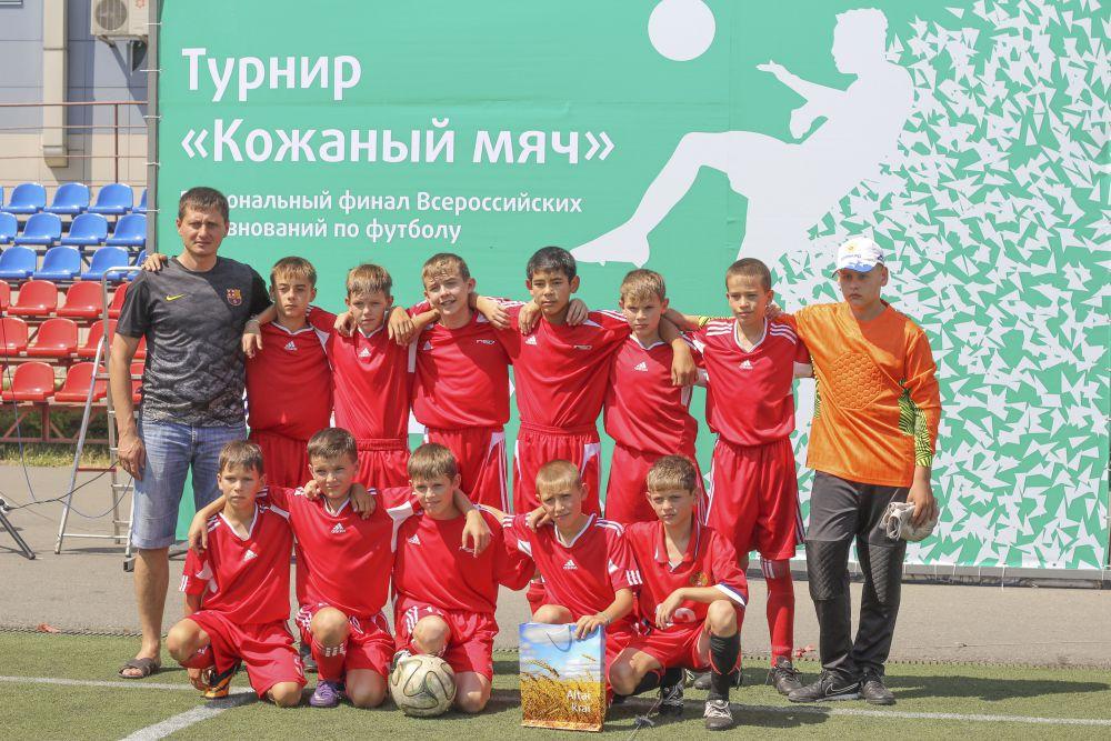 Команда Омской области.