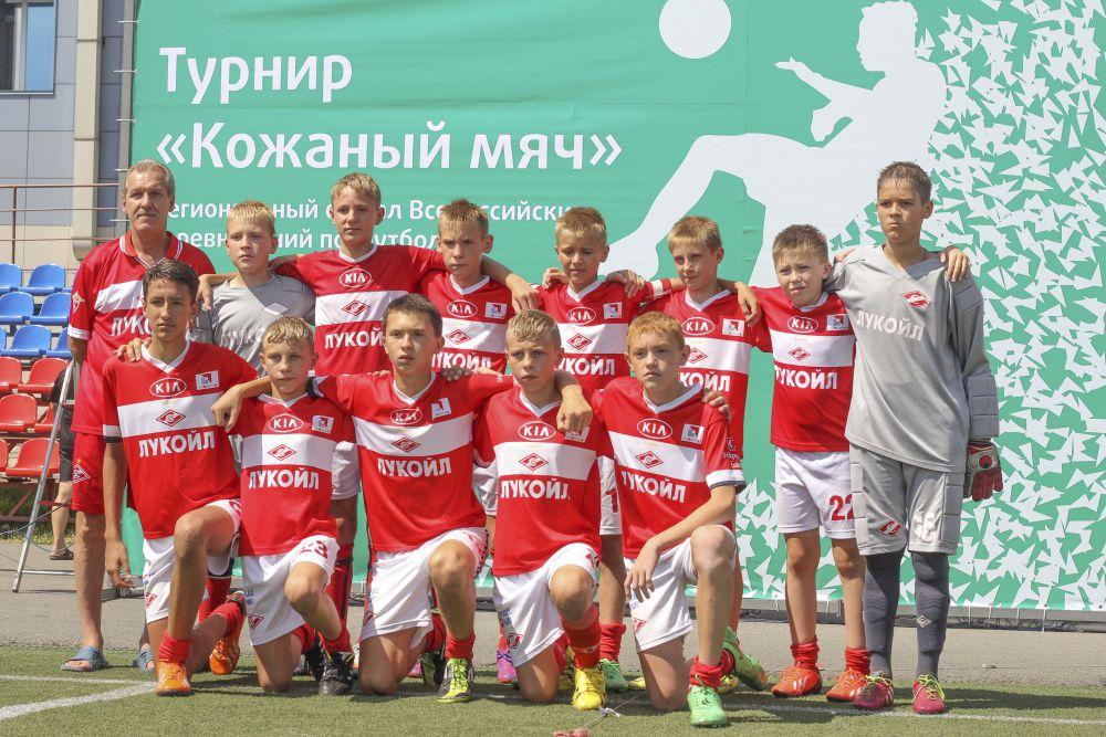 Команда Томской области.