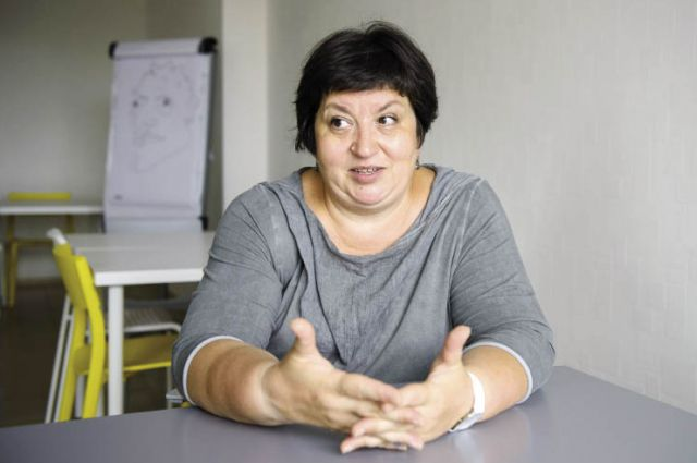 Светлана Маковецкая:
