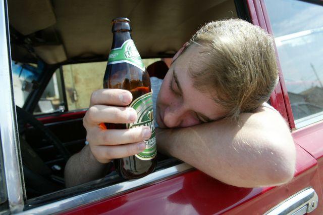 Пьяный за рулём - преступник!