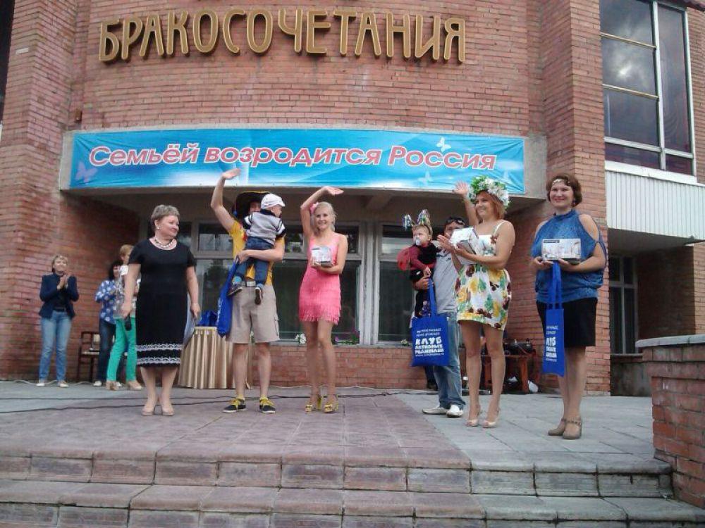 Победители летней номинации рады теплу и удаче
